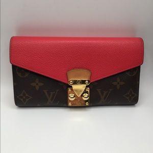 Authentic Louis Vuitton Pallas Wallet